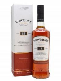 Bowmore 15 Years