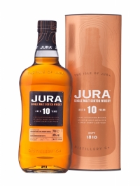 Isle of Jura Single Malt 10 Y
