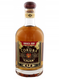 Rum Coruba Cigar 12 years