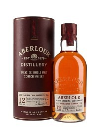 Aberlour 12 Y DOUBLE CASK MATURED