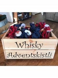 Whisky Adventskistli