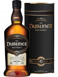 Dubliner 10 Years Irish Whiskey