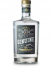 Ginuine Gin Alpine Herbs 70 cl