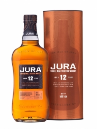 Isle of Jura Single Malt 12 Y Elixir