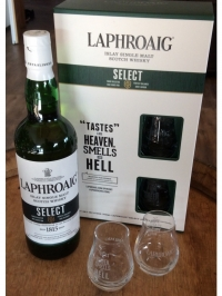 Laphroaig Select Gift Box