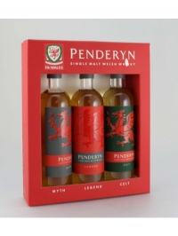 PENDERYN Trio 3x20cl