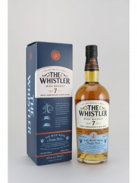 Whistler Irish Single Malt 7 Y Cask Strength