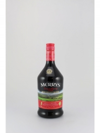 Merrys Strawberry Irish Cream Liqueur