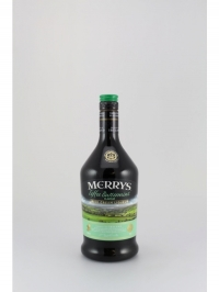Merrys Toffee Buttermint Irish Cream Liqueur