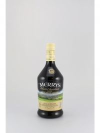 Merrys White Chocolate Irish Cream Liqueur
