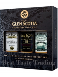 Glen Scotia Miniature Set
