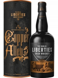 Dubliner Liberties Copper Alley 10Y