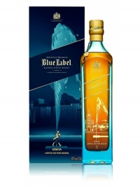Johnnie Walker Blue Label Geneva