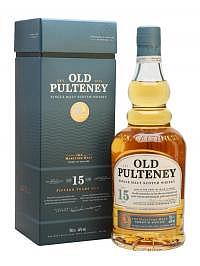 Old Pulteney Single Malt 15 Y