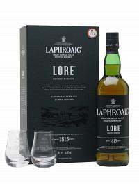 Laphroaig Lore GiftBox