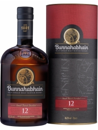 Bunnahabhain 12 Years RELAUNCH