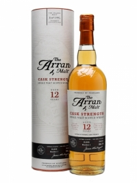 Arran Single Island Malt 12 Y Cask Strength
