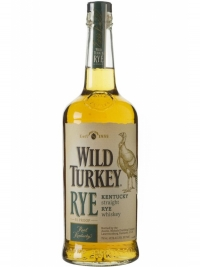 Wild Turkey Rye 81 Proof