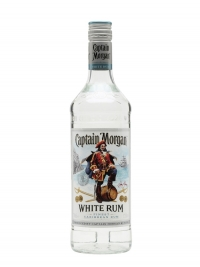 Captain Morgan Rum White