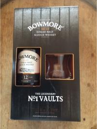 Bowmore 12 Y  Gift Box