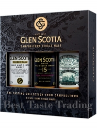 Glen Scotia Miniature Set