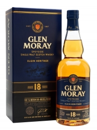 Glen Moray 18 Years