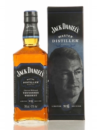 Jack Daniels Master Distiller Series No.6  2018