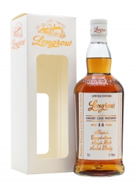 Longrow 14 y Peated Sherry Cask