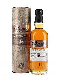 Miltonduff 15 Years