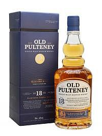 Old Pulteney Single Malt 18 Y