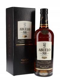 Rum Abuelo 12 Anos Two Oaks