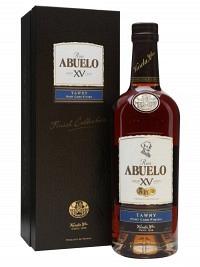 Rum Abuelo XV Tawny