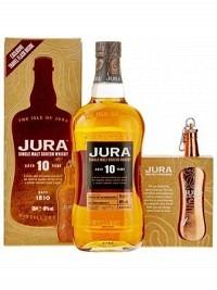 Jura  10 Years GP Hipflask