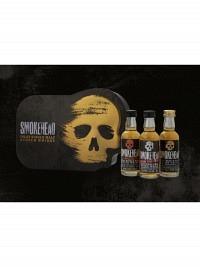 Smokehead Trio 3x5cl